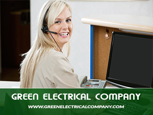 Green Electrical Company - Contact us